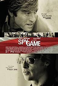 Brad Pitt and Robert Redford in Spy Game (2001)