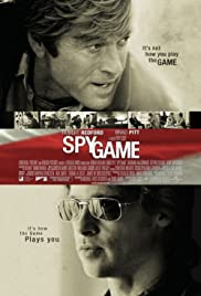 Spy Game (2001) Poster - Movie Forum, Cast, Reviews