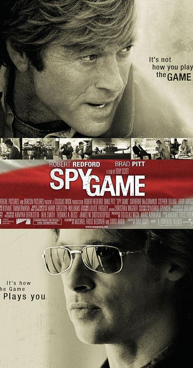 Šnipų žaidimas / Spy Game (2001)Online