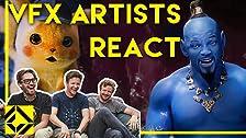 Los artistas de efectos visuales reaccionan a CGi 2 malo y genial