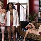 James McGowan, Lauren Lee Smith, Mark O'Brien, and Gugun Deep Singh in How to Plan an Orgy in a Small Town (2015)