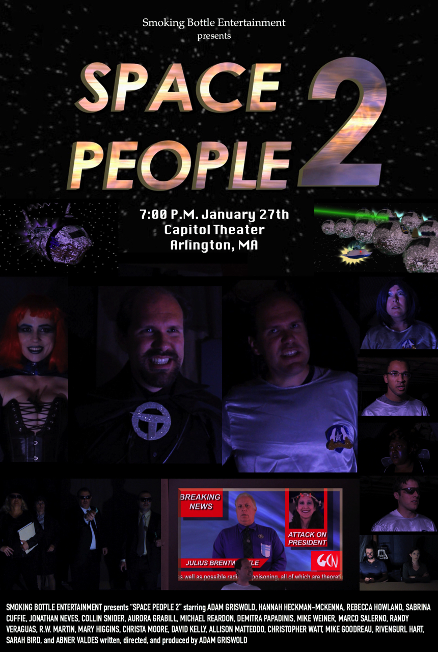 Space People 2 on FREECABLE TV