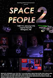 Space People 2 Poster