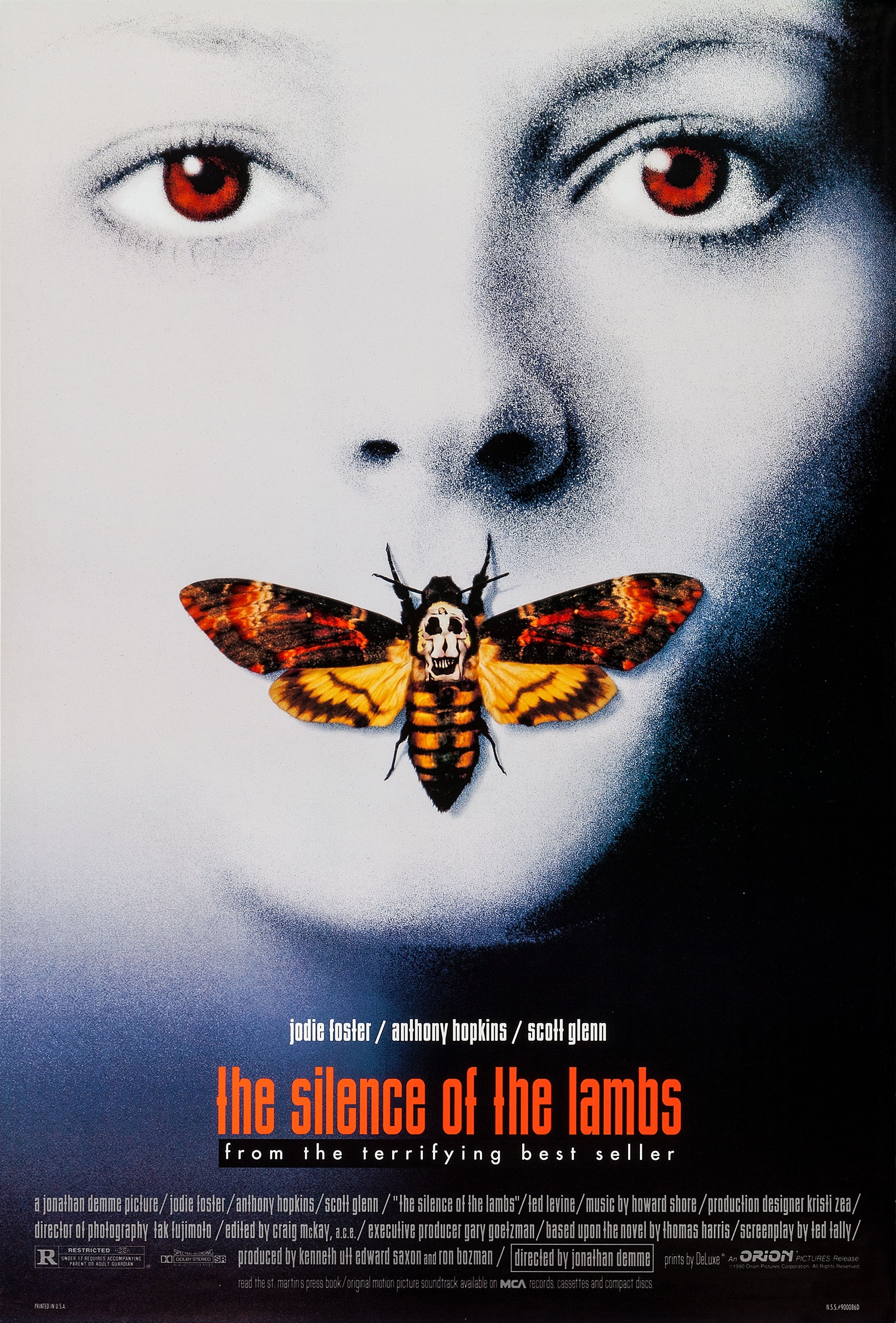 The Silence of the Lambs (1991) BluRay 480p, 720p & 1080p