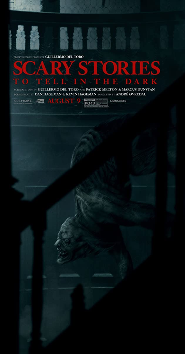 Scary Stories to Tell in the Dark (2019) - Goofs - IMDb