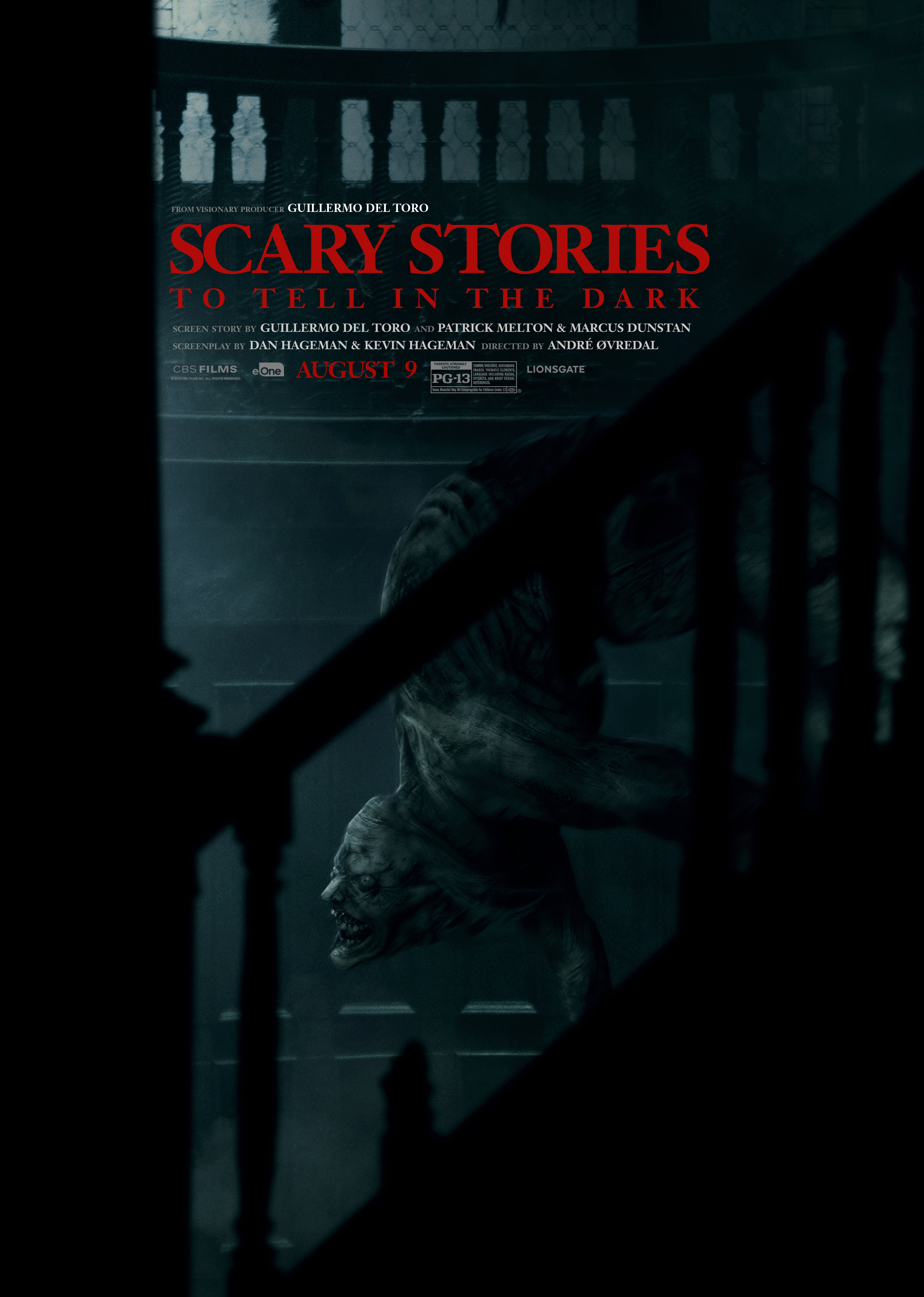 Scary Stories to Tell in the Dark (2019) WEBRip 480p & 720p