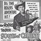 Roy Rogers, Dale Evans, Pinky Lee, and Trigger in South of Caliente (1951)