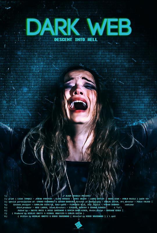 Глубинный интернет: погружение в ад / Dark Web: Descent Into Hell / 2021