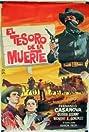 El águila negra en el tesoro de la muerte (1954) Poster