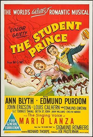 Richard Thorpe The Student Prince Movie