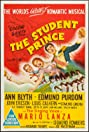 The Student Prince (1954) Poster
