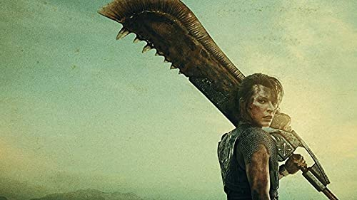 Latest Posters: Milla Jovovich Is a 'Monster Hunter' gallery