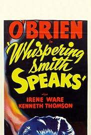 Whispering Smith Speaks Poster