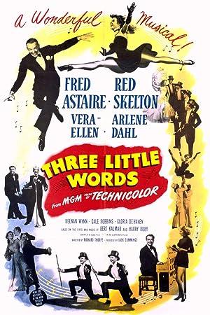 Richard Thorpe Three Little Words Movie