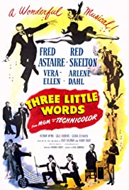 Three Little Words(1950) Poster - Movie Forum, Cast, Reviews