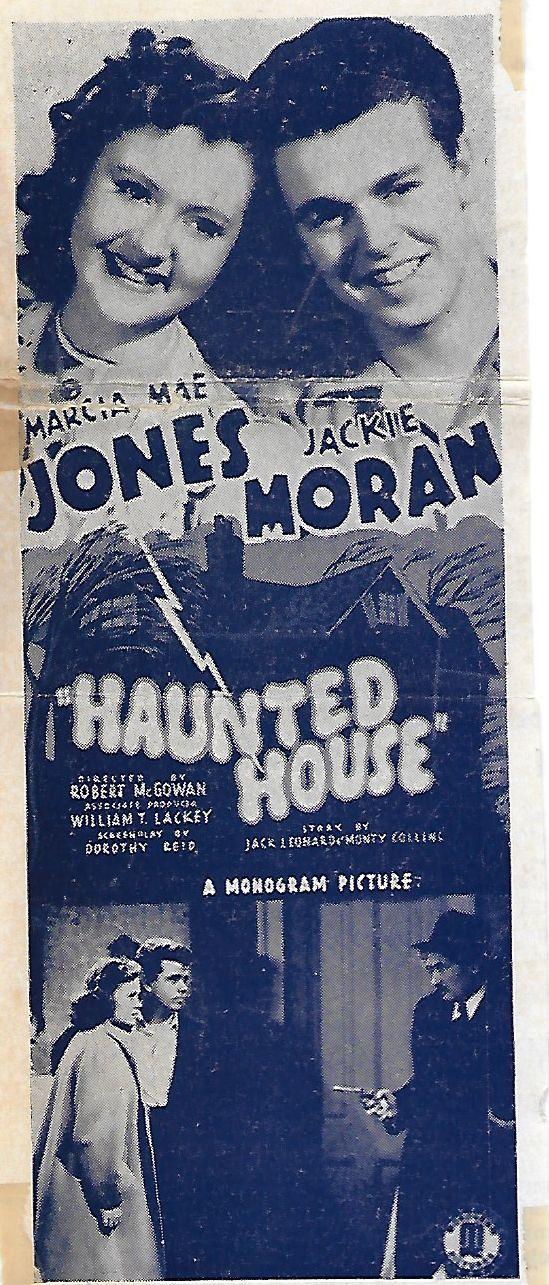 Marcia Mae Jones, Jackie Moran, and John St. Polis in Haunted House (1940)