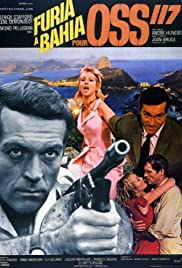OSS 117: Mission for a Killer (1965) Poster - Movie Forum, Cast, Reviews