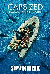 Josh Duhamel, Joshua Close, Beau Garrett, Tyler Blackburn, and Rebekah Graf in Capsized: Blood in the Water (2019)
