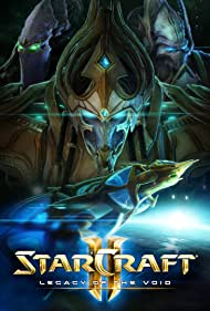 StarCraft II: Legacy of the Void (2015)