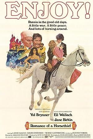 Il romanzo di un ladro di cavalli