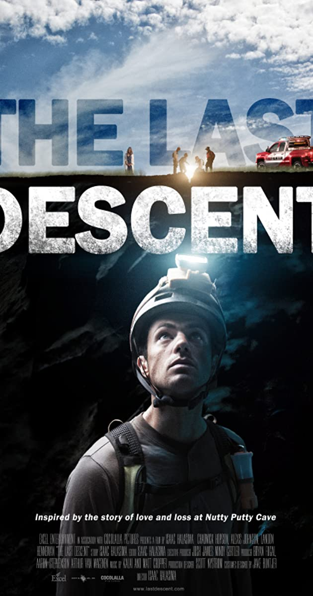 Subtitle of The Last Descent