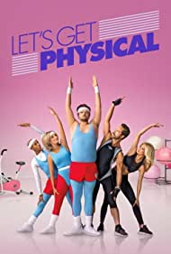 Jane Seymour, Chris Diamantopoulos, AnnaLynne McCord, Matt Jones, and Jahmil French in Let's Get Physical (2018)