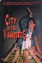 City of the Vampires Poster