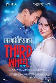 Sam Milby and Yassi Pressman in Ang pambansang third wheel (2018)
