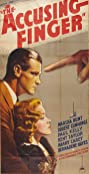 The Accusing Finger (1936) Poster
