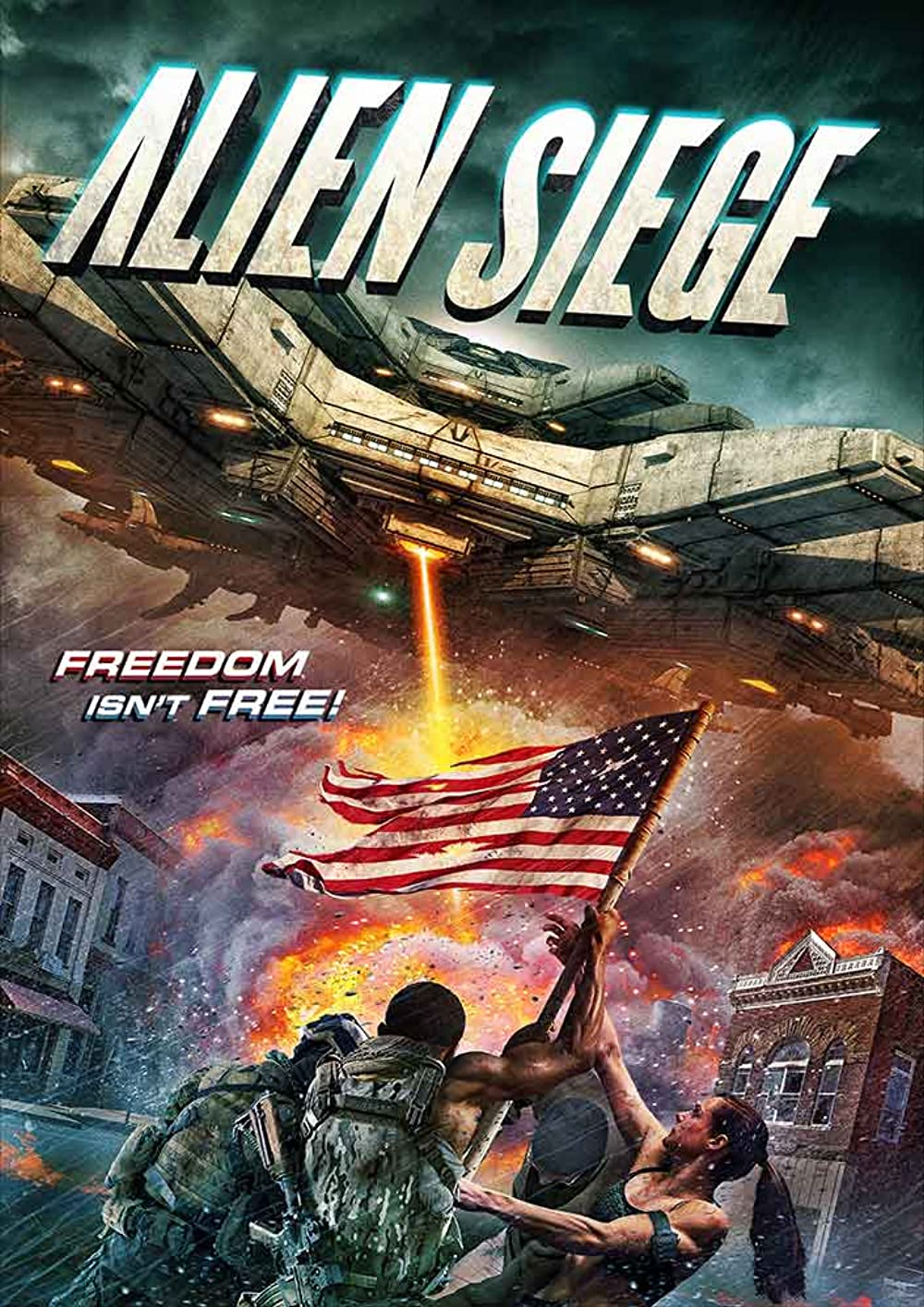 Alien Siege 2018 Hindi Dual Audio 720p BluRay 900MB Download