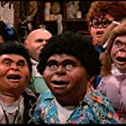 Bobby Bell, Debbie Lee Carrington, Phil Fondacaro, Arturo Gil, Larry Green, Susan Rossitto, and Kevin Thompson in The Garbage Pail Kids Movie (1987)