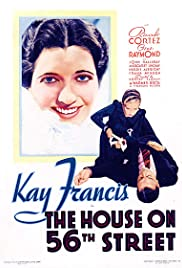 The House on 56th Street (1933) Poster - Movie Forum, Cast, Reviews
