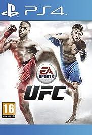 EA Sports UFC Poster