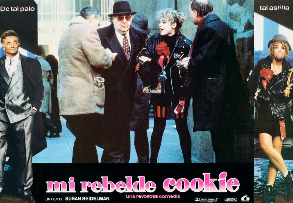 Peter Falk and Emily Lloyd in Cookie (1989)