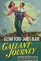 Gallant Journey (1946) Poster