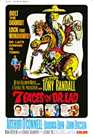 7 Faces of Dr. Lao (1964) Poster - Movie Forum, Cast, Reviews