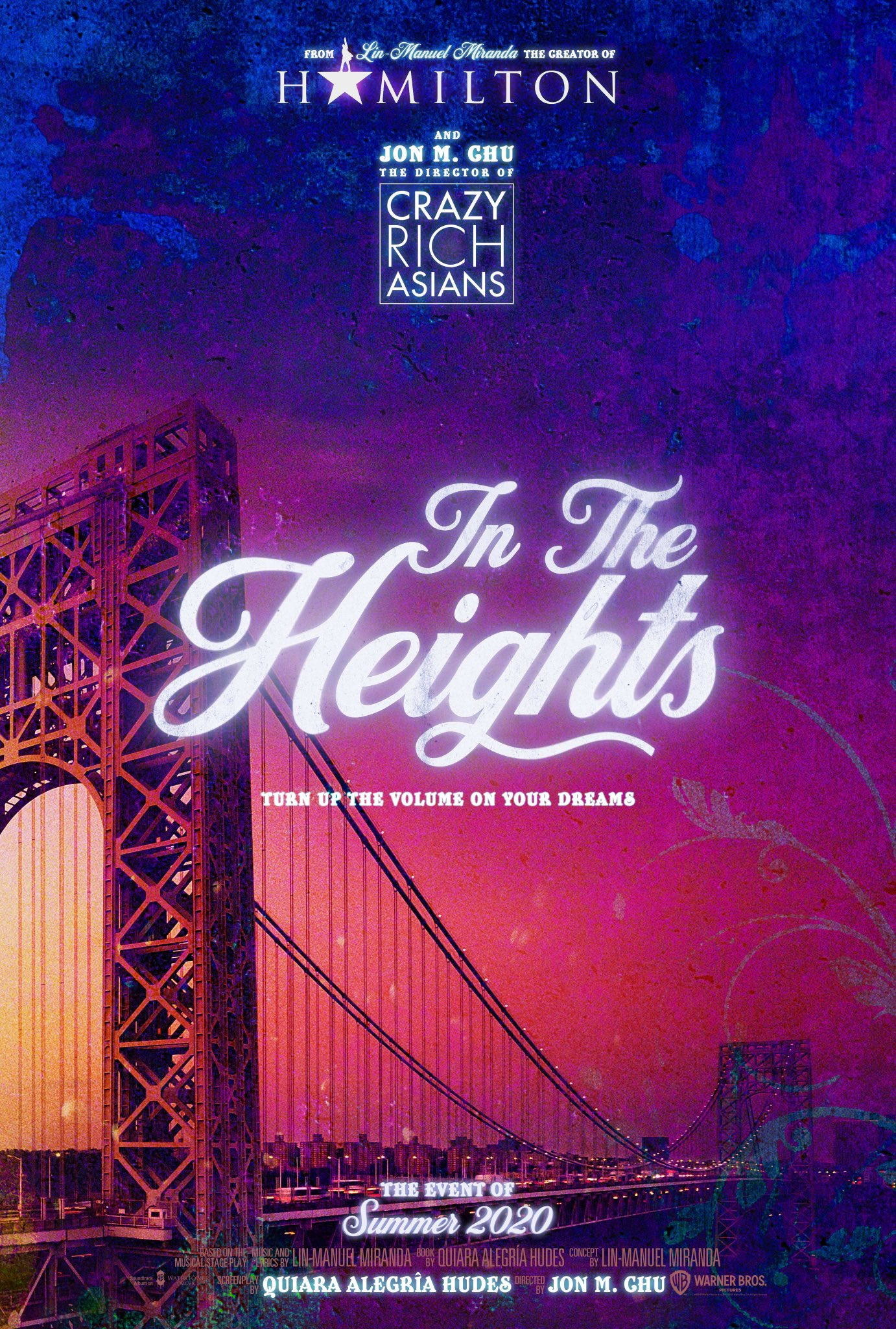 Image result for in the heights film poster