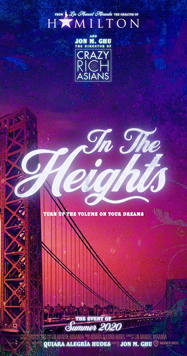 Watch Full HD Movie In the Heights (2020)