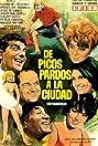 De Picos Pardos a la ciudad (1969) Poster