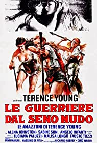 Le guerriere dal seno nudo Poster - Movie Forum, Cast, Reviews