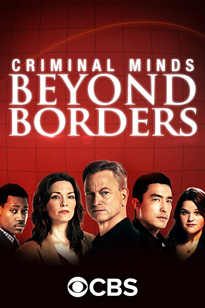 Gary Sinise, Alana De La Garza, Tyler James Williams, Daniel Henney, and Annie Funke in Criminal Minds: Beyond Borders (2016)
