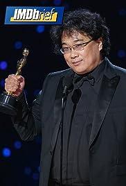 Bong Joon Ho Makes Oscars History Poster