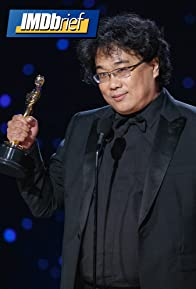 Primary photo for Bong Joon Ho Makes Oscars History