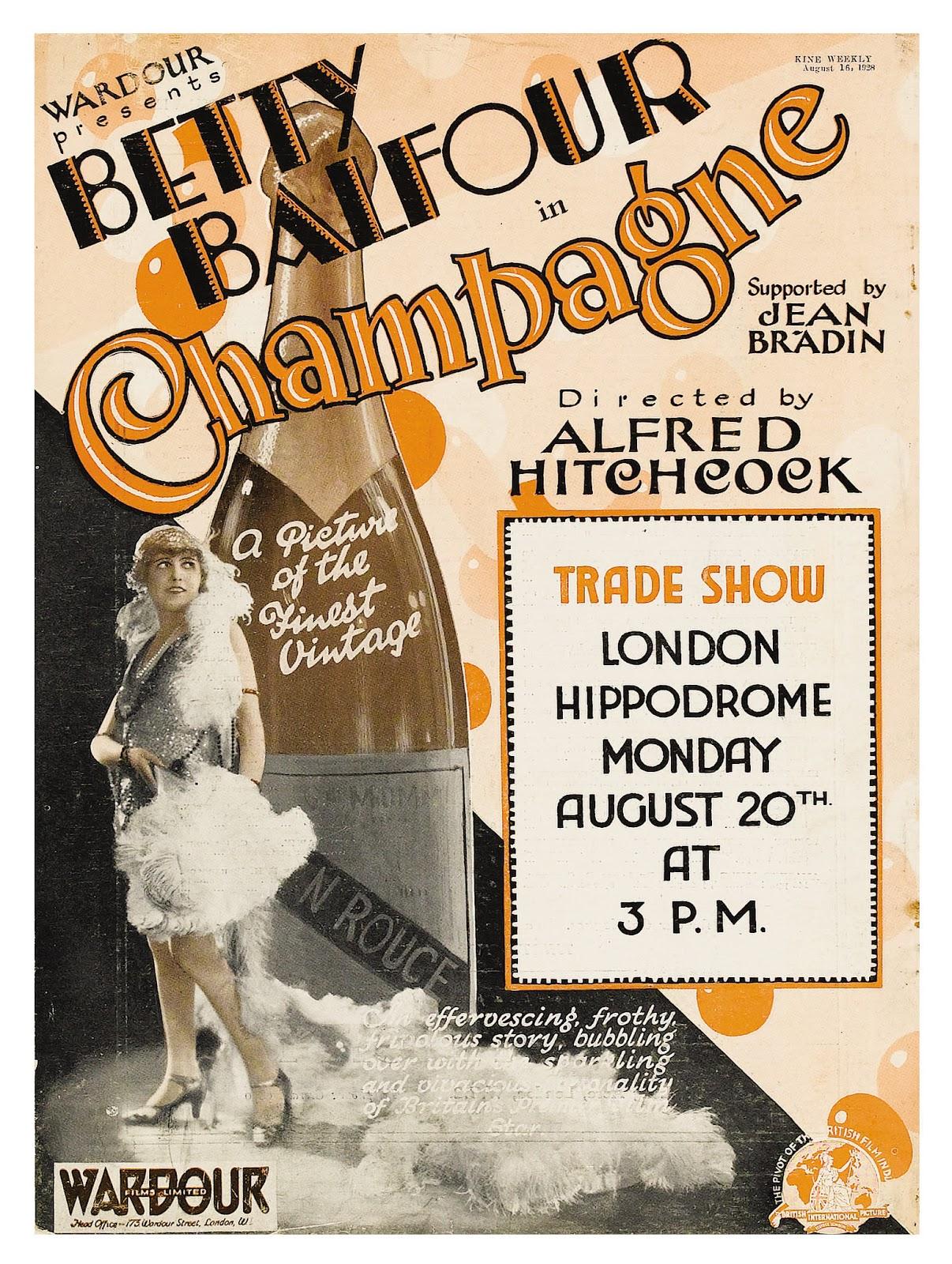 Champagne (1928) - IMDb