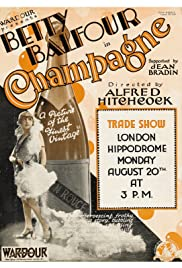 Champagne(1928) Poster - Movie Forum, Cast, Reviews