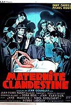 Primary image for Maternité clandestine