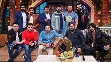The Celebrity Cricket League