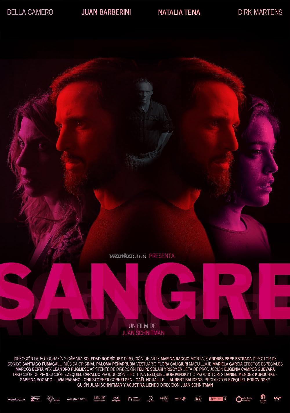 Sangre 2020 English 720p HDRip 800MB | 300MB Download