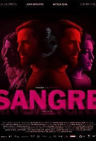 Dirk Martens, Natalia Tena, Bella Camero, and Juan Barberini in Sangre (2020)