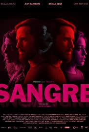 Sangre Poster